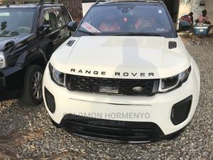 Land Rover Range Rover Evoque 2017 HSE 4x4 5-Door White | Cars for sale in Greater Accra, Dansoman