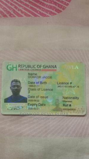 Driver Application CV | Driver CVs for sale in Greater Accra, Ashaiman Municipal