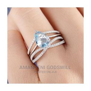 Promise/Wedding Ring Pair- Silver   Wedding Wear & Accessories for sale in Greater Accra, East Legon