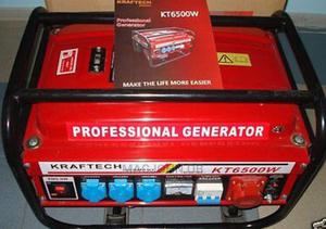 Krafttech Three Phase 6.5HP Petrol Generator – KT 6500W | Electrical Equipment for sale in Greater Accra, Accra New Town