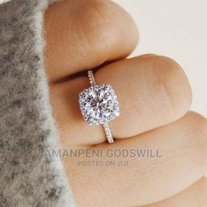 Sterling Sparkling Jewelry Promise/Wedding Ring – Silver   Wedding Wear & Accessories for sale in Greater Accra, East Legon
