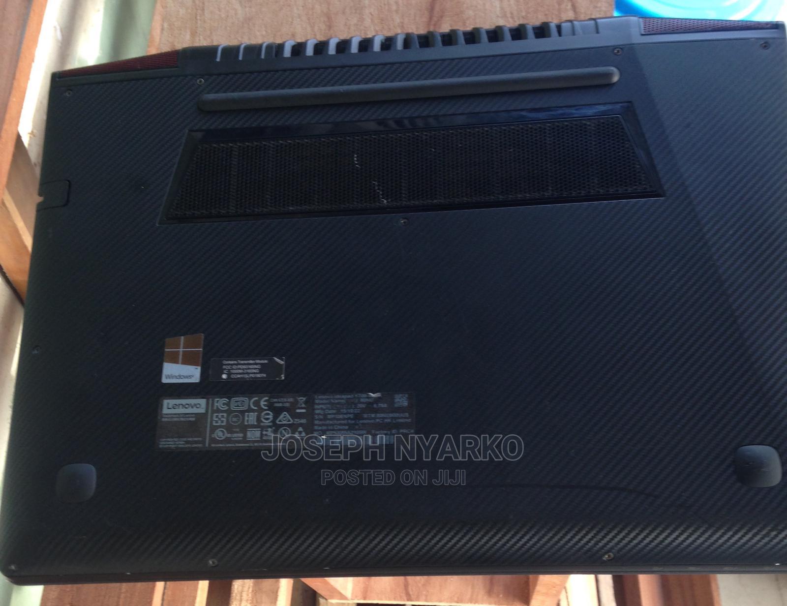 Archive: Laptop Lenovo Yoga 700 8GB Intel Core I7 HDD 1T