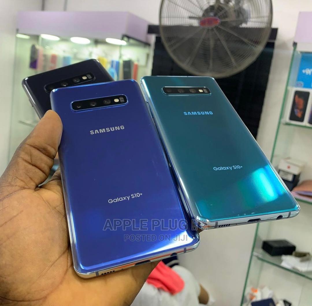 Samsung Galaxy S8 Plus 64 GB Blue