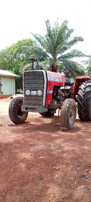 Massey Ferguson Mf 265 Tractor