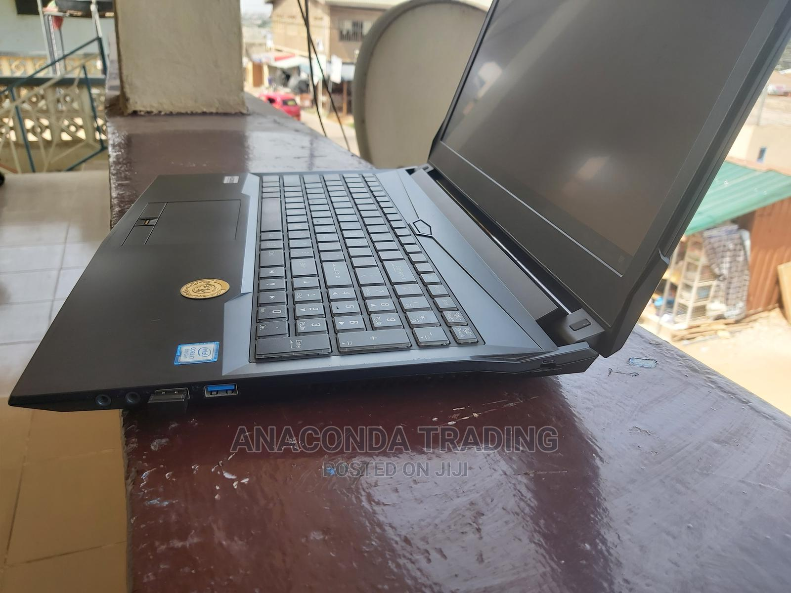 Laptop Sager NP8373 8GB Intel Core I7 SSD 256GB | Laptops & Computers for sale in Nii Boi Town, Greater Accra, Ghana