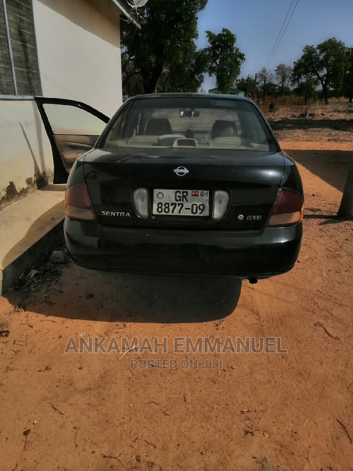 Archive: Nissan Sentra 2003 GXE Black