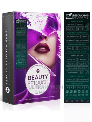 RA Beauty Retouch Panel 3.3 With Pixel Juggler for Photoshop   Software for sale in Greater Accra, Accra Metropolitan