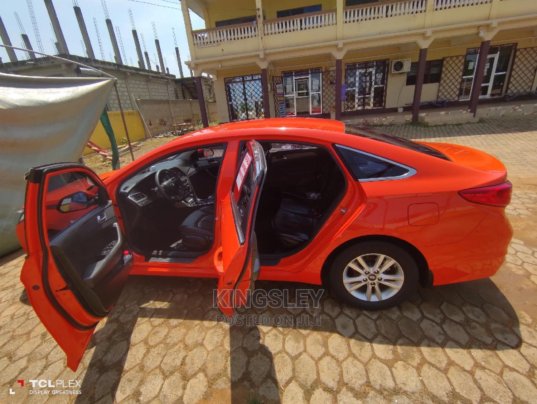 Hyundai Sonata 2015 Orange   Cars for sale in Kumasi Metropolitan, Ashanti, Ghana