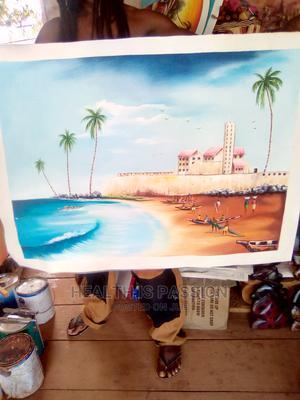 African Design, We Can Frame It for You   Arts & Crafts for sale in Western Region, Shama Ahanta East Metropolitan