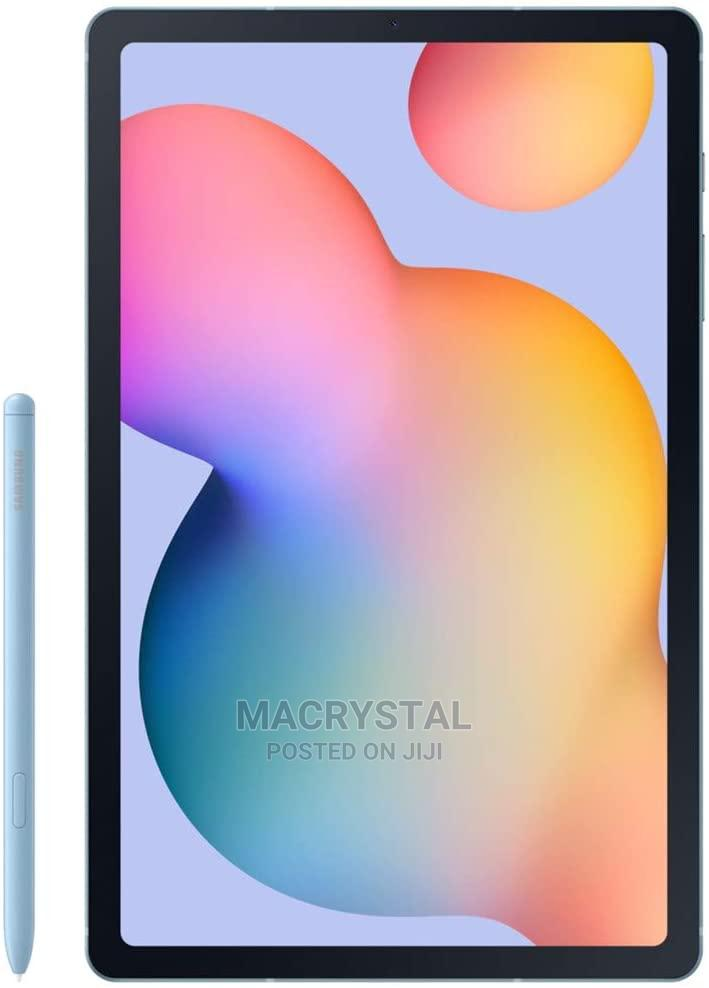 New Samsung Galaxy Tab S6 Lite 64 GB Blue | Tablets for sale in Adenta, Greater Accra, Ghana