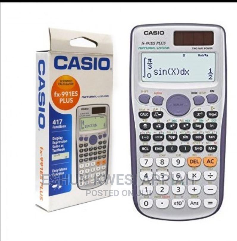 Casio Calculator Version E and F