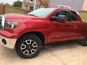 Toyota Tundra 2013 Double Cab 4x4 4.6L V8 Red   Cars for sale in Greater Accra, Dome
