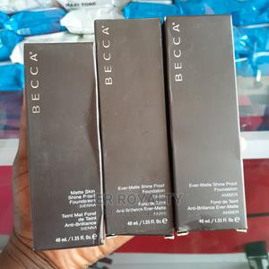 Becca Ever Matte Shine Proof Foundation | Makeup for sale in Greater Accra, Tema Metropolitan