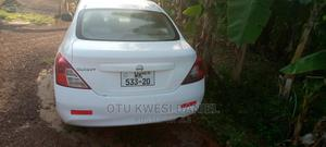 Nissan Sunny 2013 White   Cars for sale in Western Region, Shama Ahanta East Metropolitan