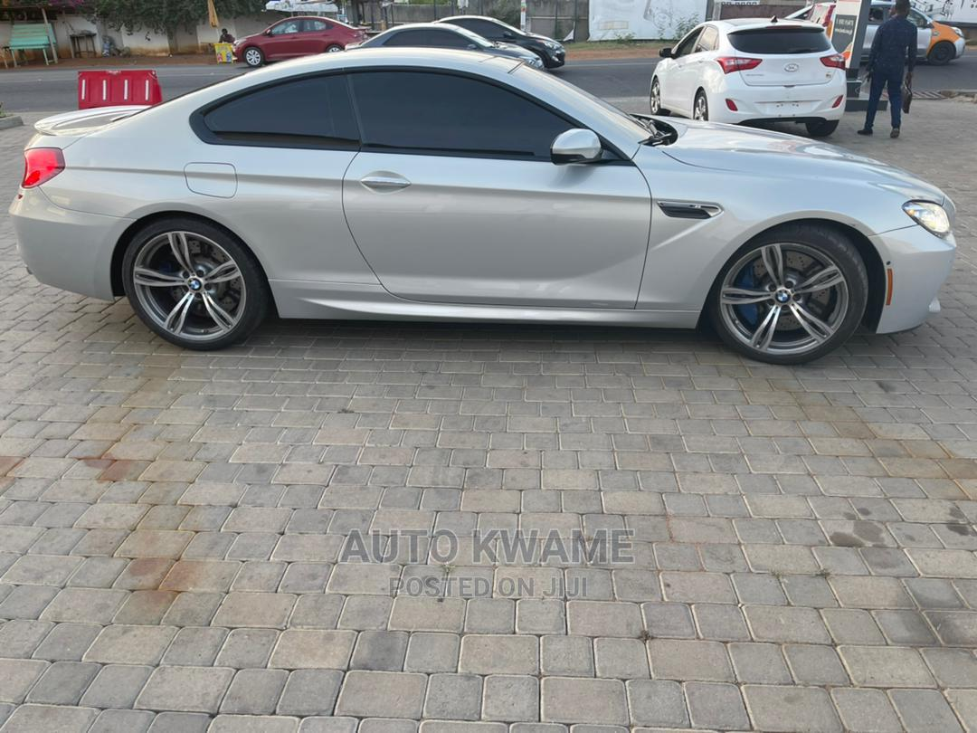 BMW M6 2014 Silver   Cars for sale in Abelemkpe, Greater Accra, Ghana