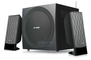 Microlab M 300U Multimedia Speakers | Audio & Music Equipment for sale in Greater Accra, Tesano