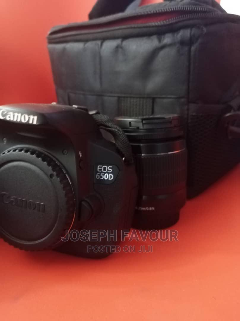 Archive: Canon 650d With Lens