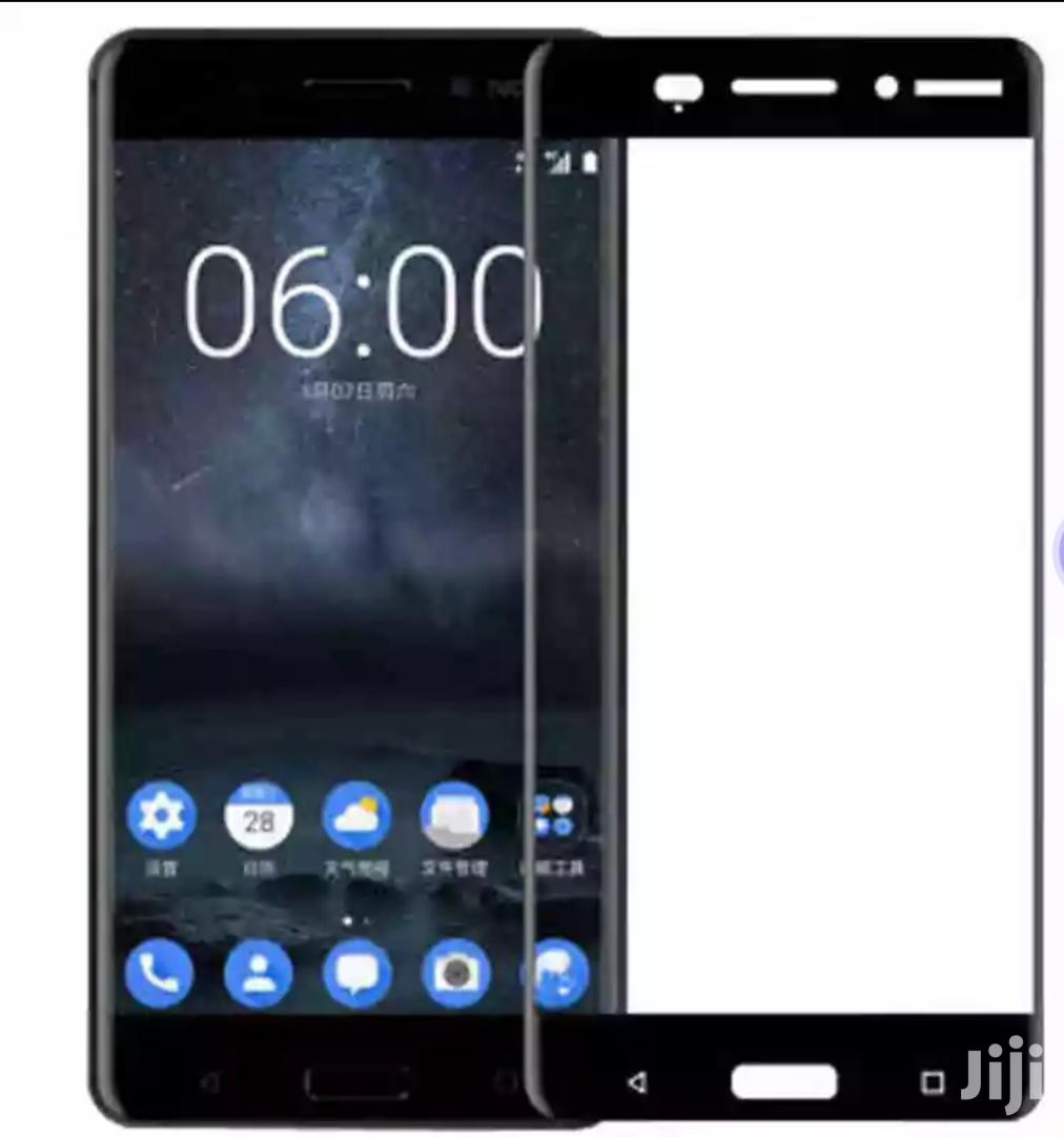 Nokia 6.1 Plus(X6 Full Screen Protector | Accessories for Mobile Phones & Tablets for sale in Avenor Area, Greater Accra, Ghana