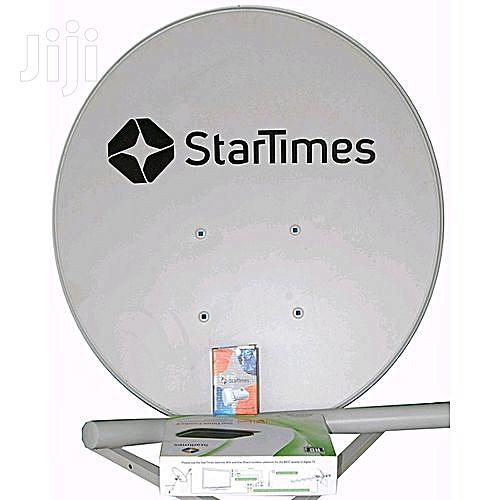 Archive: Multi Tv Dstv Startimes Satellite Installation