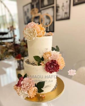 Elegant Wedding Cake   Wedding Venues & Services for sale in Ashanti, Kumasi Metropolitan