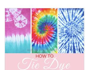 Learn Tye And Dye.   Classes & Courses for sale in Greater Accra, Accra Metropolitan