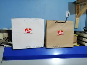 Paper Bag Printing   Printing Services for sale in Greater Accra, Accra Metropolitan