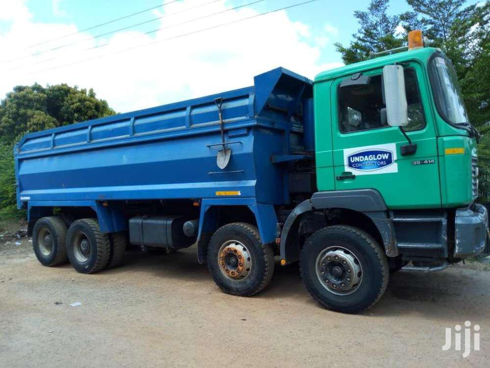 Man Tipper Truck | Trucks & Trailers for sale in Kumasi Metropolitan, Ashanti, Ghana