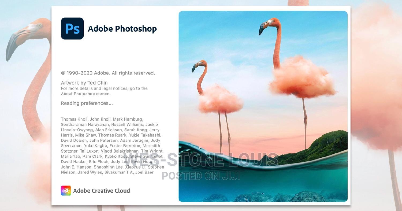 Archive: Adobe Photoshop CC 2021 Full Version