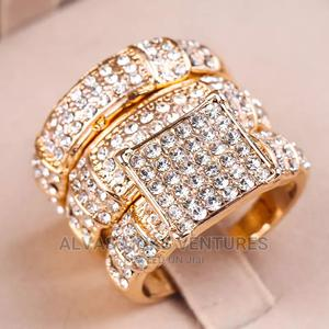 3 Pcs Wedding Engagement Rings   Wedding Wear & Accessories for sale in Greater Accra, Accra Metropolitan