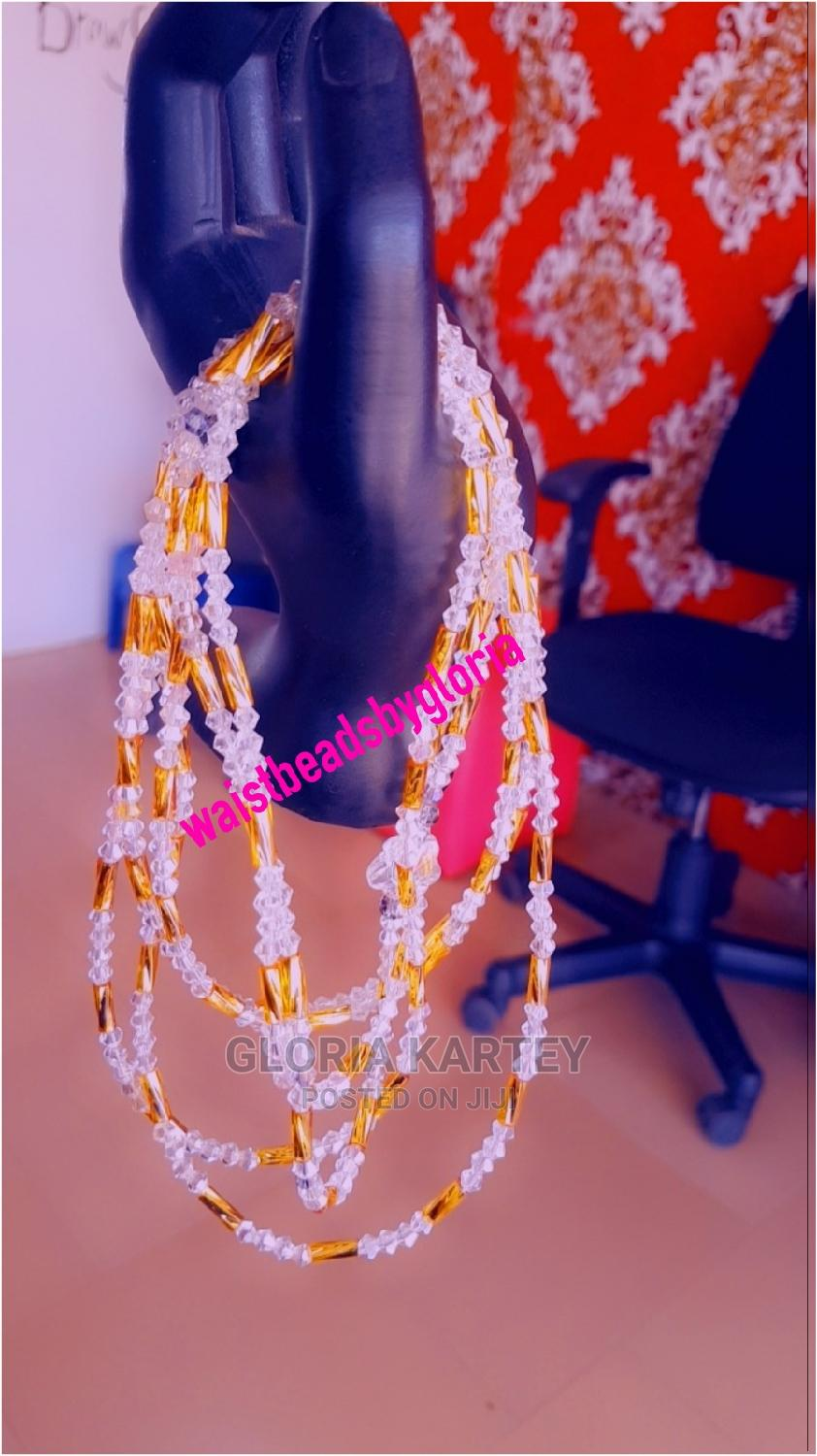 Archive: Waistbeads and Anklet