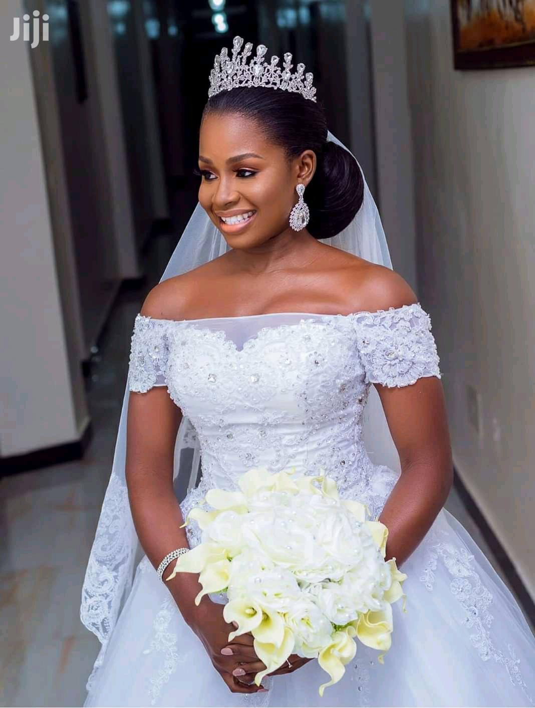 Classic Wedding Gowns | Wedding Wear & Accessories for sale in Kwashieman, Greater Accra, Ghana