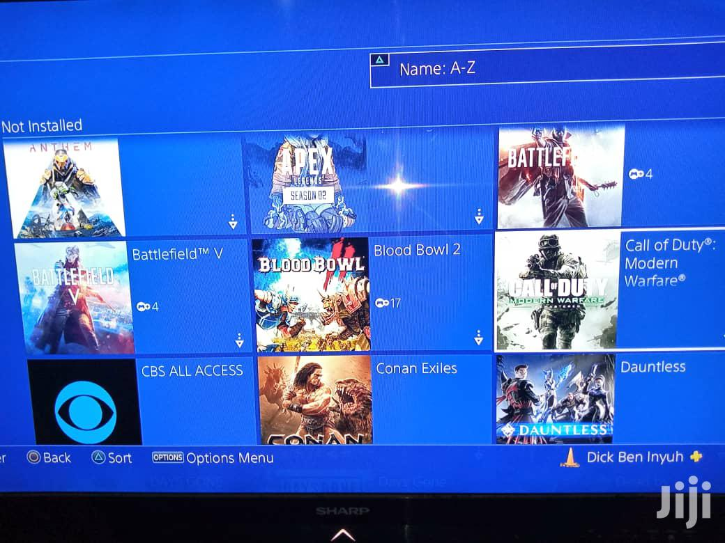 Ps4 Hacked Accounts With Multiple Games and Affordable | Video Games for sale in Teshie new Town, Greater Accra, Ghana