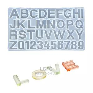 Lettering Silicone Mould   Manufacturing Materials for sale in Greater Accra, Ga West Municipal