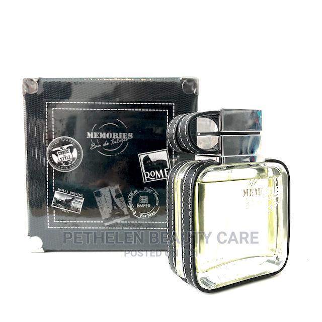 Archive: Memories Perfume