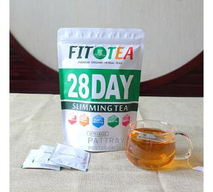 Fit Tea 28days Slimming Tea Weight Loss Flat Tummy Tea | Vitamins & Supplements for sale in Greater Accra, Ga West Municipal