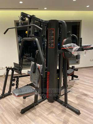 5in1 Multi-Gym Machine | Sports Equipment for sale in Greater Accra, Ga East Municipal