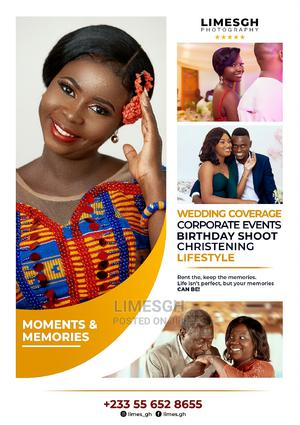Photo Editing, Video Editing, Photo Book,   Photography & Video Services for sale in Greater Accra, Madina