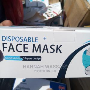 Disposable Face Mask | Medical Supplies & Equipment for sale in Greater Accra, Korle Gonno