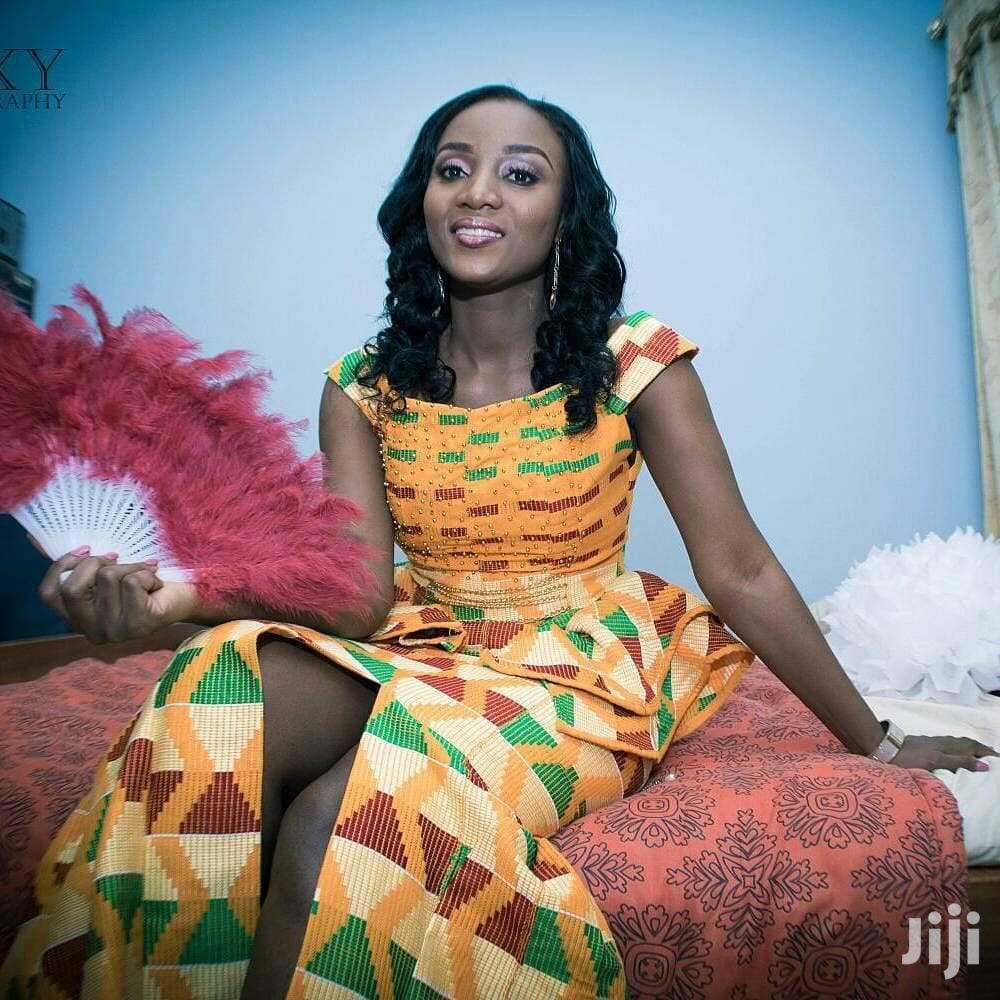 Makomasoade3 Kente Cloth.   Clothing for sale in Labadi-Aborm, Greater Accra, Ghana