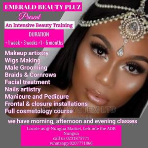 Hairdressing And Makeup Training | Classes & Courses for sale in Greater Accra, Nungua