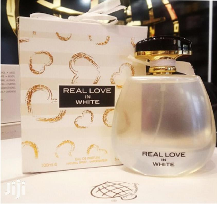 Real Love in White Perfume