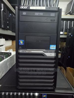 Desktop Computer Acer 6GB Intel Core I7 HDD 500GB   Laptops & Computers for sale in Greater Accra, Kasoa