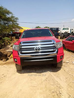 Toyota Tundra 2016 Red   Cars for sale in Greater Accra, Ablekuma
