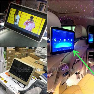 Android 10 Inches Head Rest Available | Vehicle Parts & Accessories for sale in Greater Accra, Abossey Okai