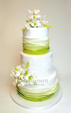 Simple Wedding Cake   Wedding Venues & Services for sale in Ashanti, Kumasi Metropolitan