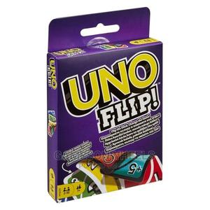 Uno Cards Flip With Wild Card   Books & Games for sale in Greater Accra, Asylum Down