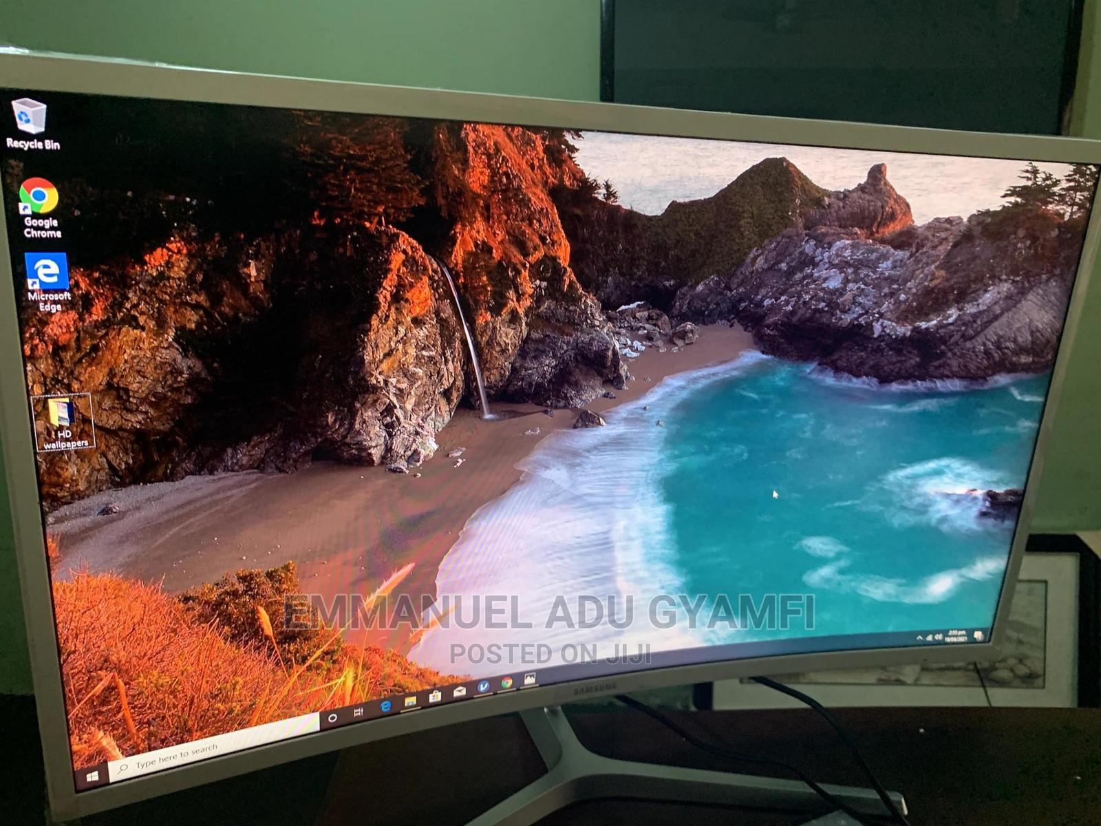 Archive: Samsung Color Display Unit (Monitor Tv)