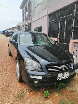 Kia Optima 2008 Black | Cars for sale in Ashanti, Obuasi Municipal