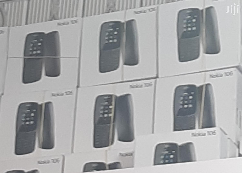 Archive: New Nokia 106 Black