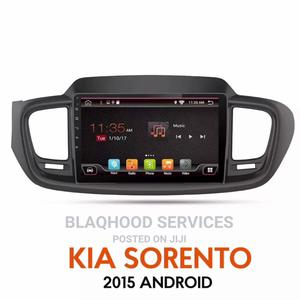 Kia Sorento 2015 10inches Fullscreen Android Car System | Vehicle Parts & Accessories for sale in Greater Accra, Abossey Okai